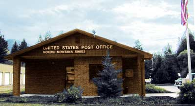 Noxon Post Office